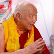 Khenchen Appey Rinpoche Founder of IBA